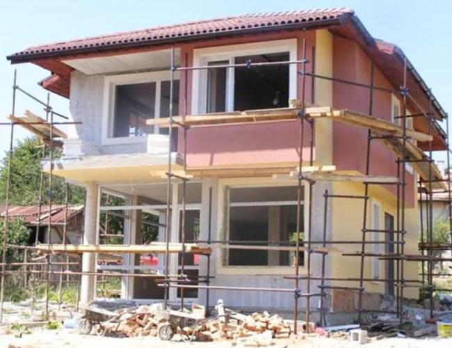 Снижение цен на строительство жилья