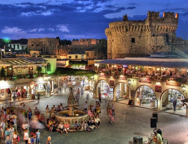 Увеличение количества прибытий в страну иностранных туристов за девять месяцев