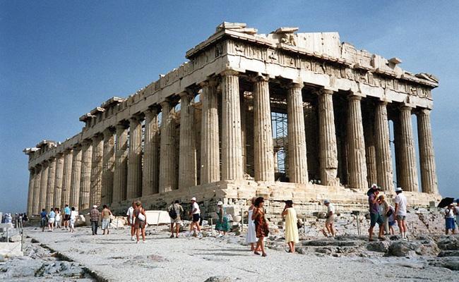 Акрополь - второй красивейший памятник в мире