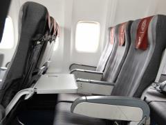 Boeing 737-300 środek