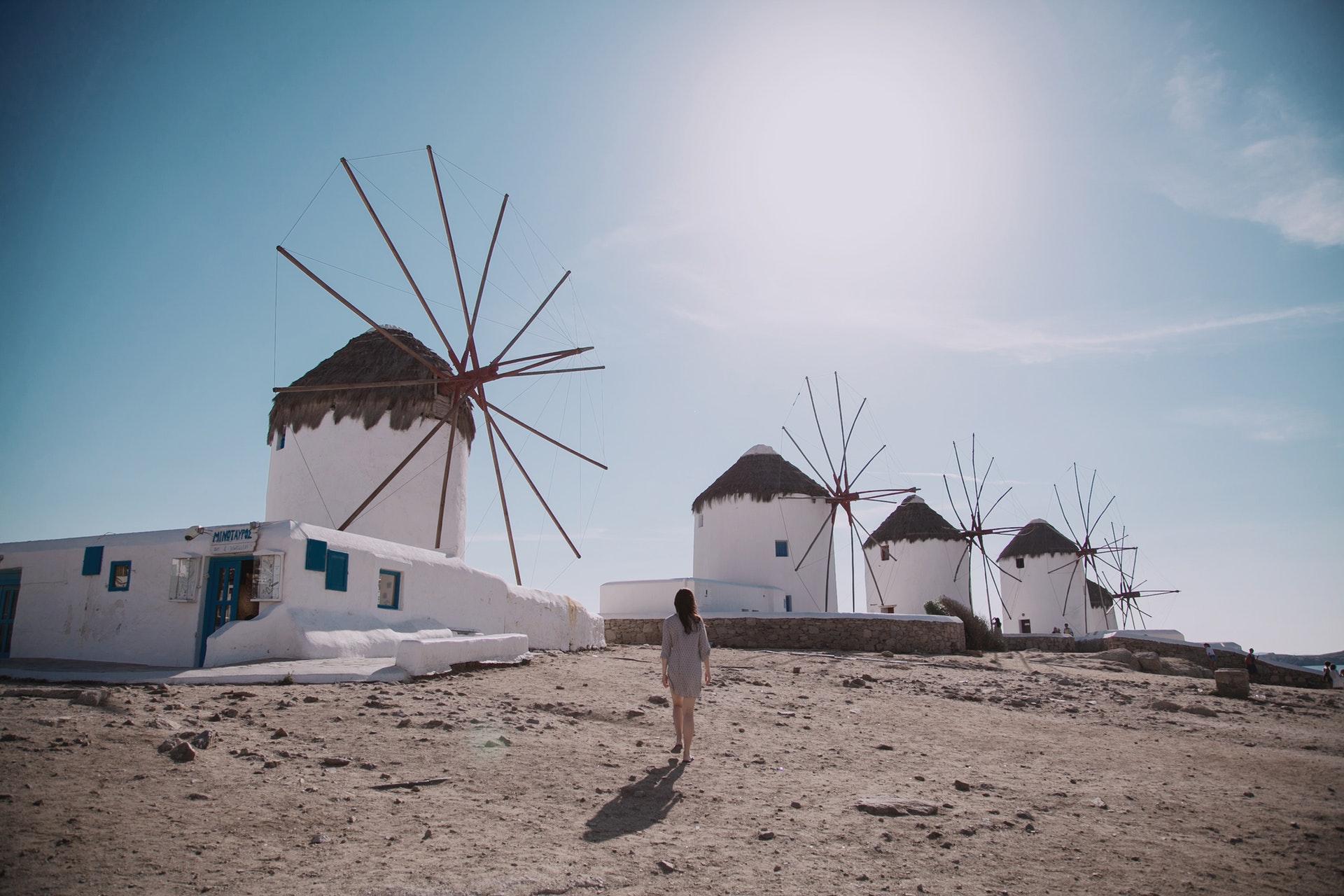 2018 год стал лучшим в туристической отрасли Греции
