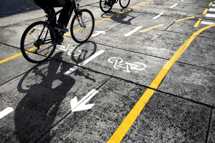 В Лимассоле совершенствуется инфраструктура для велосипедистов