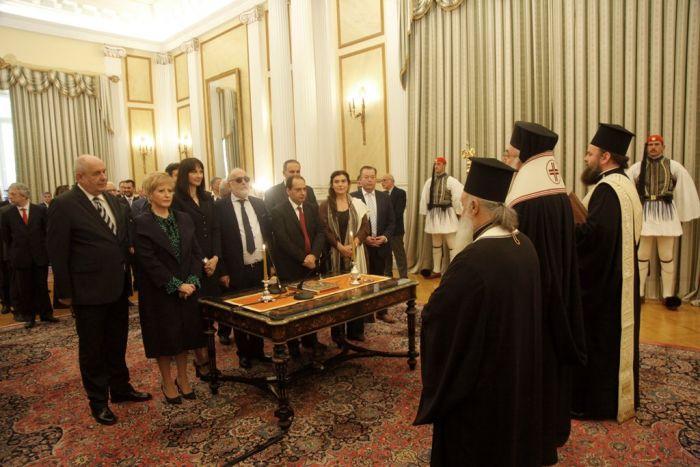 Neues Kabinett in Athen: harte Arbeit bis Monatsende