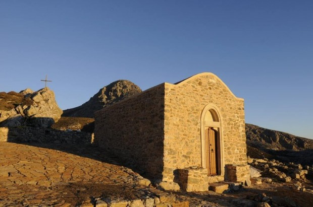 Greek Monastery Reopens After 600 Years
