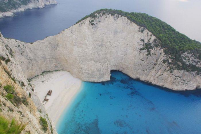 """""""Shipwreck Beach"""" auf Zakynthos bald ohne """"Shipwreck""""?"""