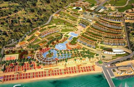 Новий розкішний готельний комплекс на Халкідіках