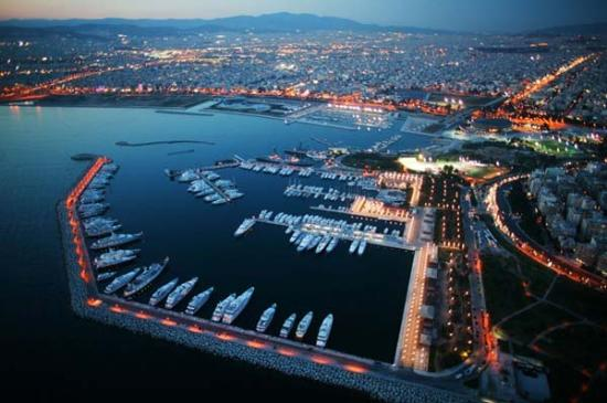 Athens' Flisvos Marina Awarded Highest International Distinction