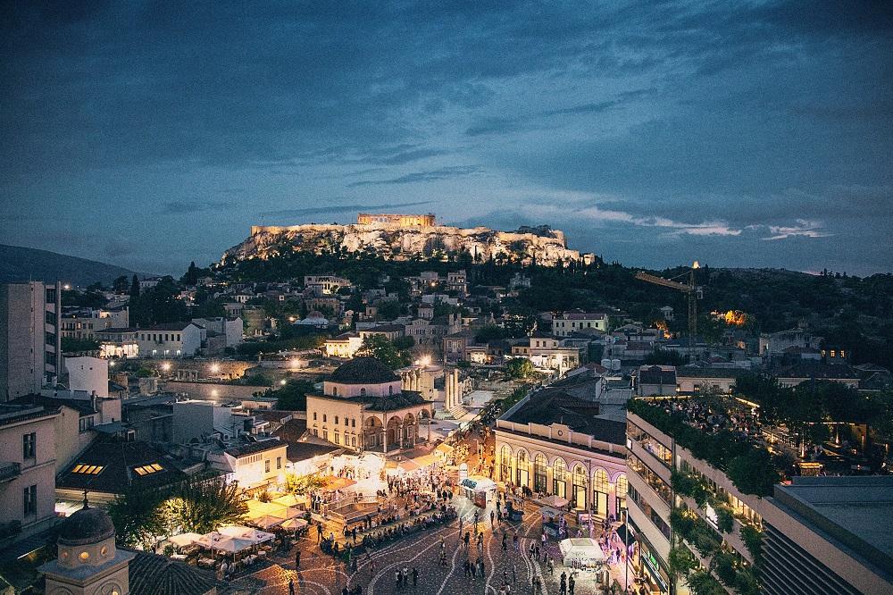 Афины получили три туристических «Оскара»