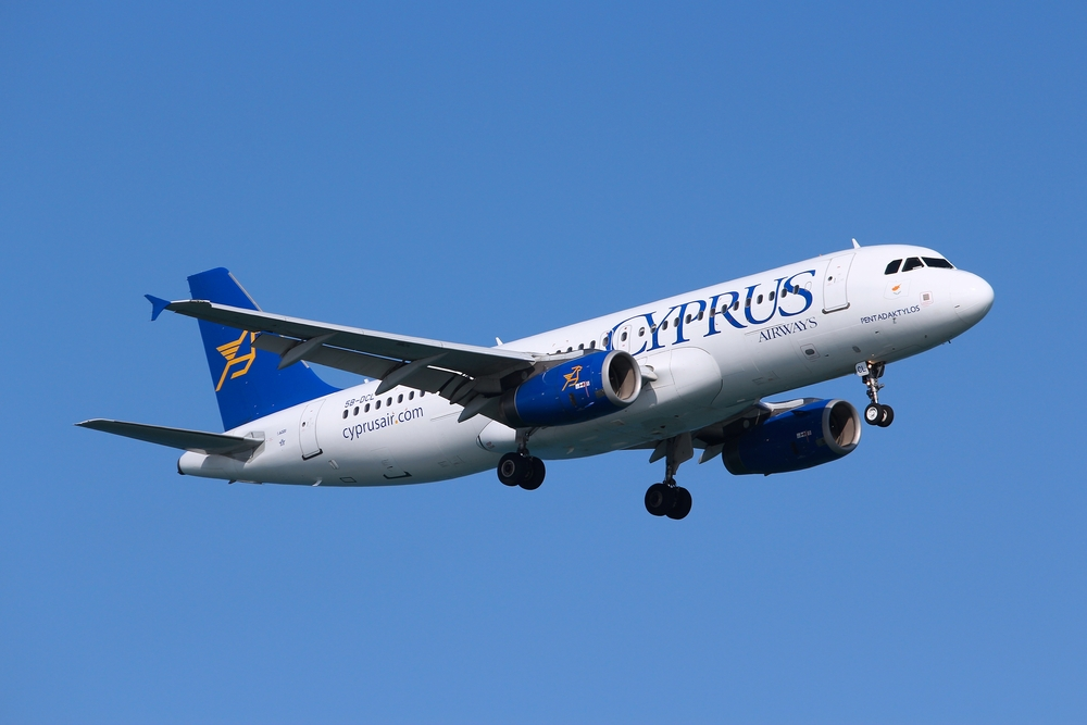 Cyprus Airways has become part of the IATA International Association