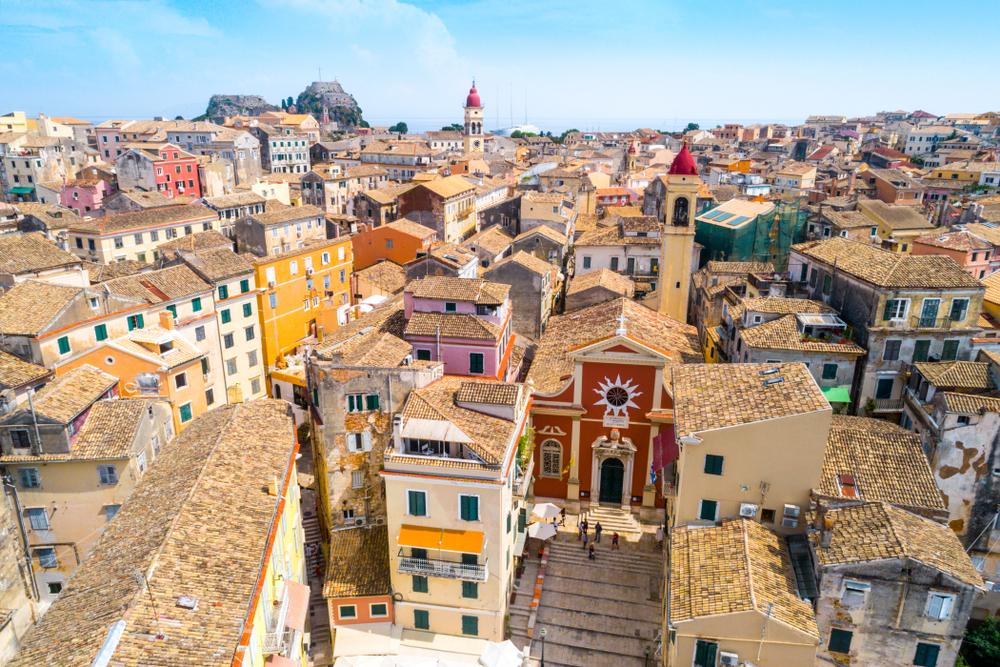 Korfu: 10 interessante Fakten über die Insel