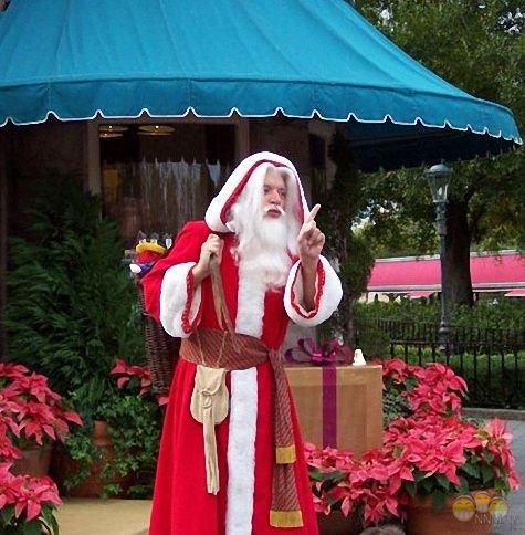 В Салониках открылся Дом Деда Мороза
