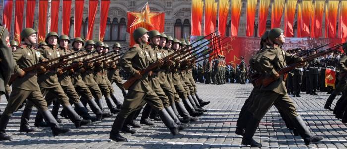 Ρωσία: Η μεγαλειώδης παρέλαση της Νίκης
