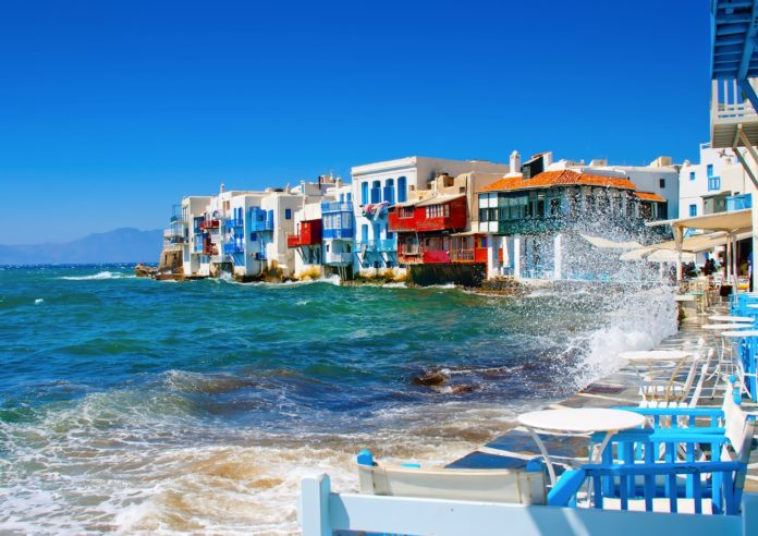 FT Dubs Mykonos the 'French Riviera' of Greece