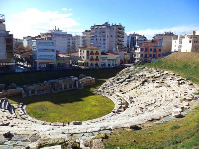 Анапа город-побратим с греческим городом Лариса