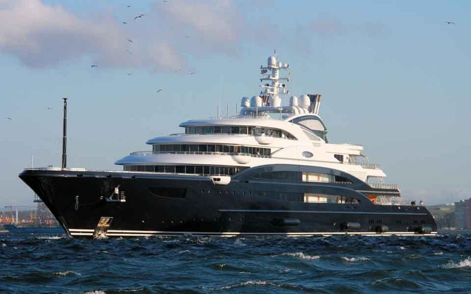 Greece is the Place to Be for Mega Luxury Yachts