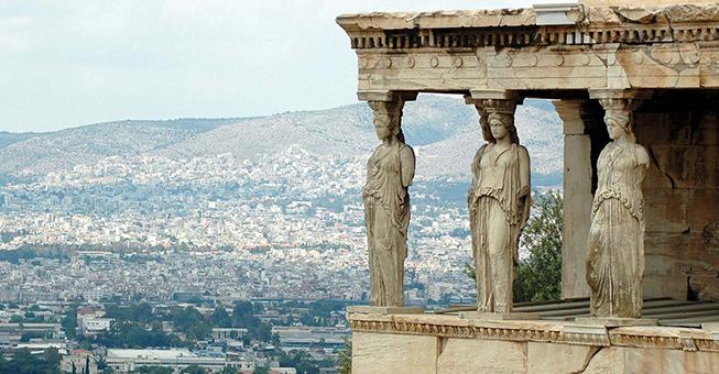 Αφιέρωμα για την Ελλάδα στην αμερικανική τηλεόραση