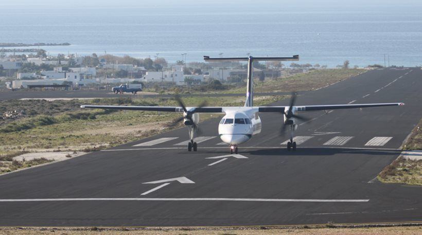 State Min Flambouraris: Investment in 14 Greek Airports to Be Completed in 15 Days