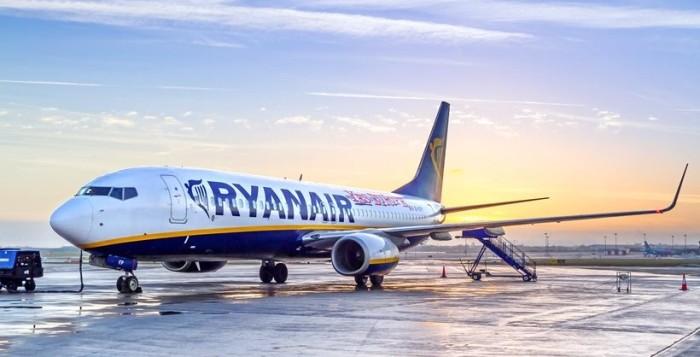 Ryanair to Suspend Greek Summer Flights to Chania, Rhodes