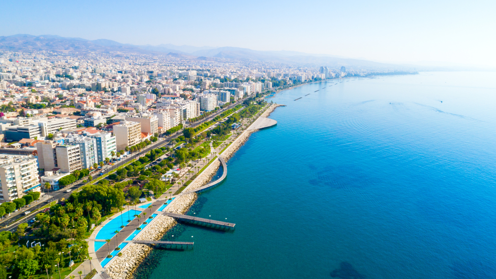 TOP places to stay in Limassol