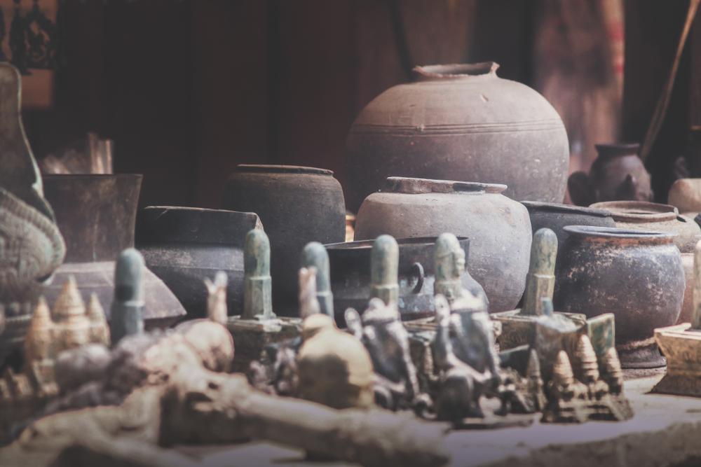 Τρία μοναδικά λείψανα επέστρεψαν στην Ελλάδα