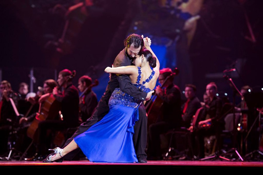 """31 марта в Культурном центре Феохаракиса концерт """"Волшебство танго""""."""