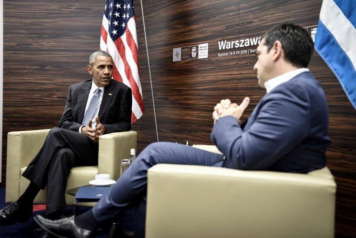 Obama kommt: Athen erhofft sich US-Unterstützung für Schuldenschnitt