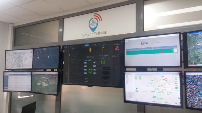 Trikala Becomes First Greek City with 5G Technology