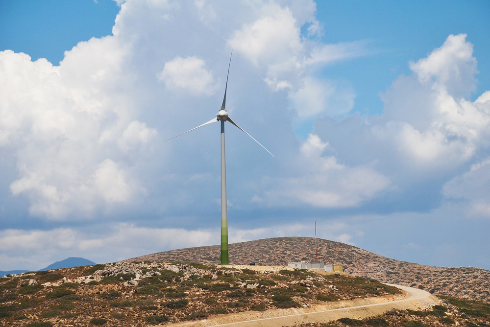 The Greek island of Tylos will use only renewable energy sources