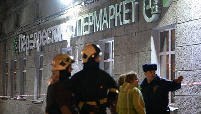 Πούτιν: Τρομοκρατική ενέργεια η έκρηξη βόμβας σε σούπερ μάρκετ στην Αγ. Πετρούπολη