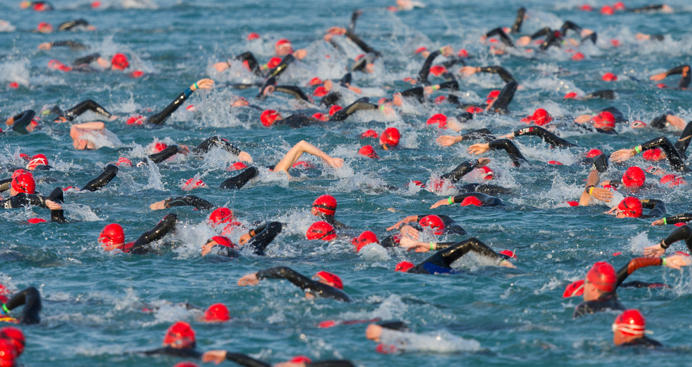 For the first time, the legendary competition IRONMAN 70.3 will be held in Greece