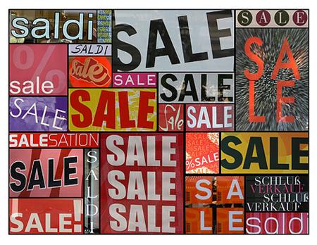 Сезон розпродажів у торговельних центрах Греції
