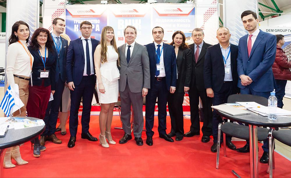 """Προσκαλούμε στη διεθνής έκθεση real estate στη Μόσχα """"MPIRES-2019"""""""