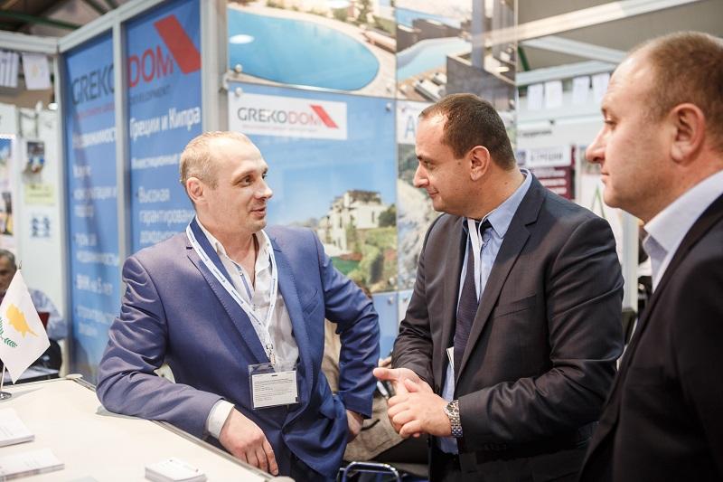 В Москве прошла Международная выставка зарубежной недвижимости «MPIRES».