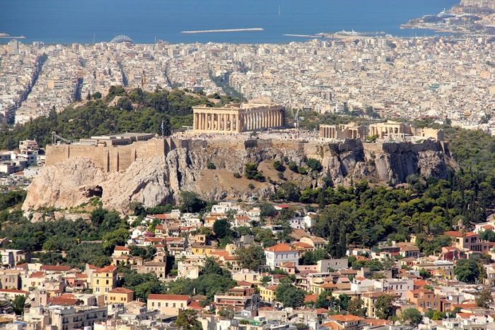 Study: Airbnb Transforms Greek Real Estate Market