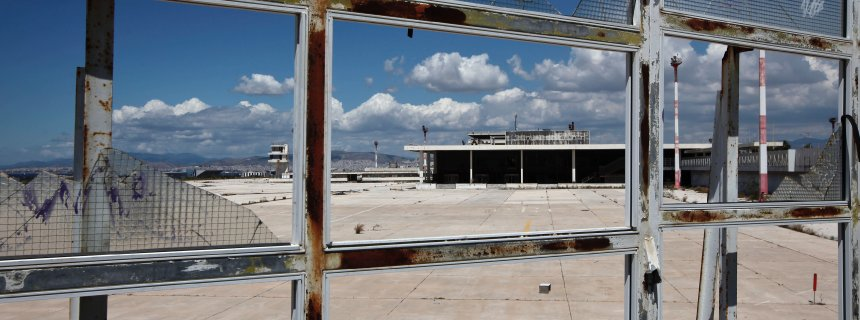 Geisterflughafen Hellenikon: Griechenland privatisiert alten Athener Airport