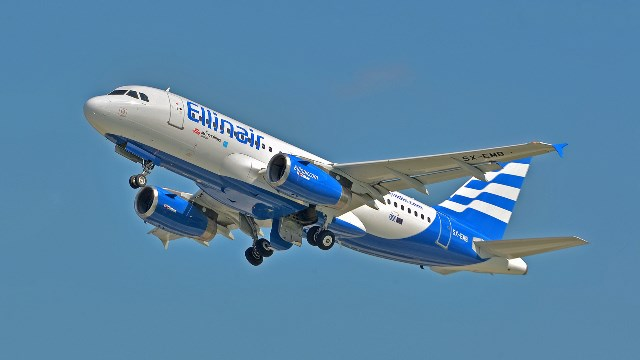 The Ellinair Company added a new aircraft