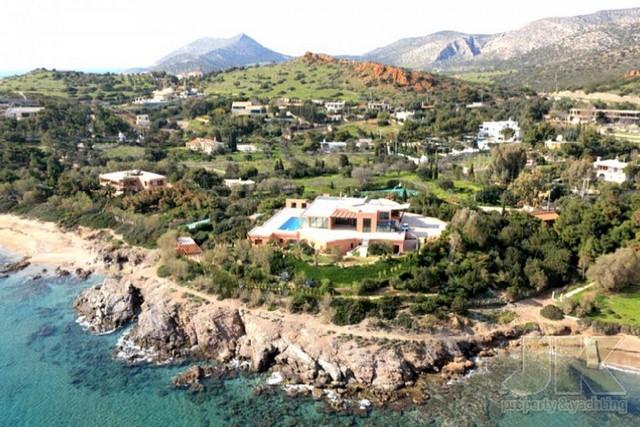 Ελληνικό σπίτι ανάμεσα στα ακριβότερα ακίνητα σε 30 χώρες