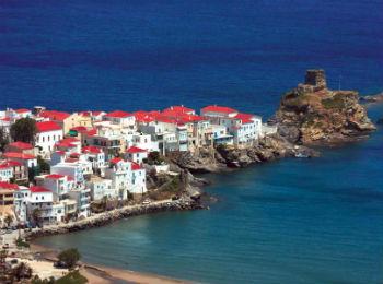 Andros: Einzigartige Zusammenspiel von Meer und Berg