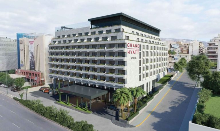 Grand Hyatt to Open in Athens