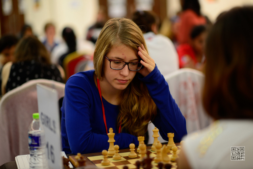 Greek Girl Achieves Highest Title in Chess