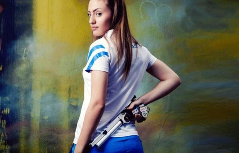 Первая медаль  греческой сборной по стрельбе в Рио