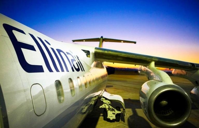Ellinair: новый прямой рейс Москва - Ираклион