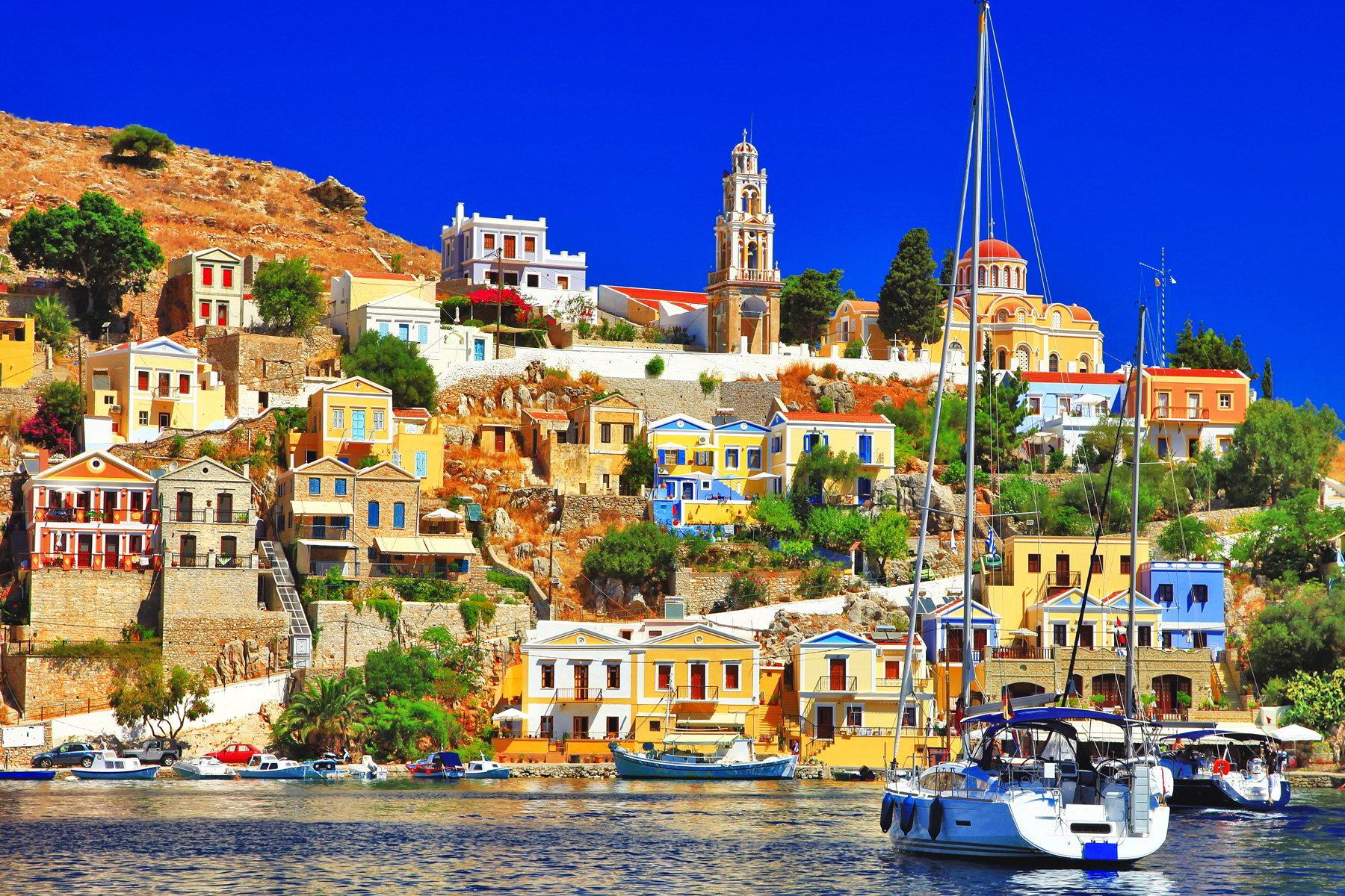 Τα ελληνικά νησιά κορυφαίος προορισμός για μοναχικά ταξίδια