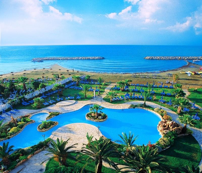 Известный курорт Кипра – Ларнака