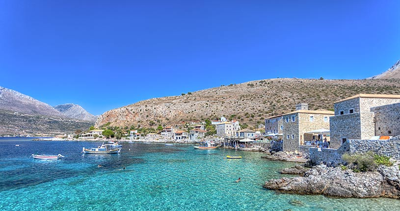 Top 5 Reasons Greek Peloponnese Is the 'Must visit place in 2016'