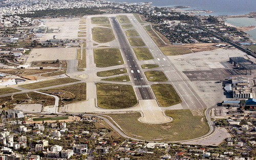 Greek Lawmakers Approve Hellenikon Deal at Former Airport