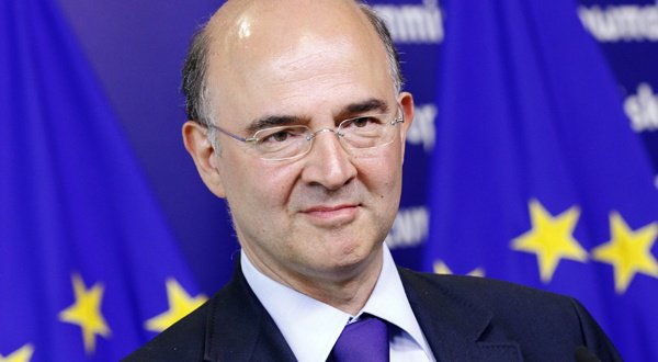Moscovici Confirms Greece's Return to Growth in 2017