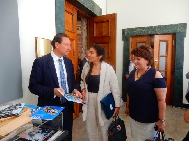 Συνεργασία της Ελληνικής Κοινότητας Μελβούρνης με το Υπ. Πολιτισμού