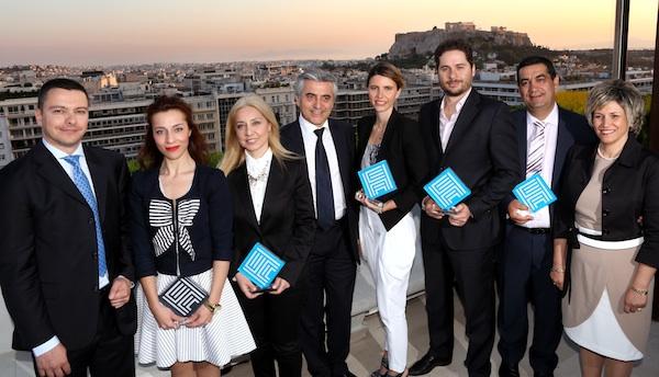 Hellenic Entrepreneurship Award 2016 Winners: Three Innovative Winners