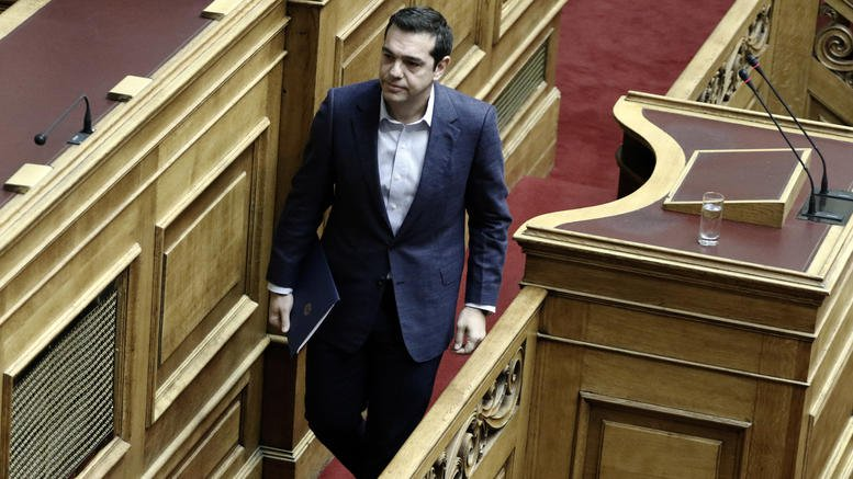 Tsipras in Parliament: Solid Growth for 2018